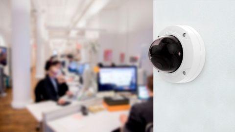 Система видеонаблюдения с подключением к интернету